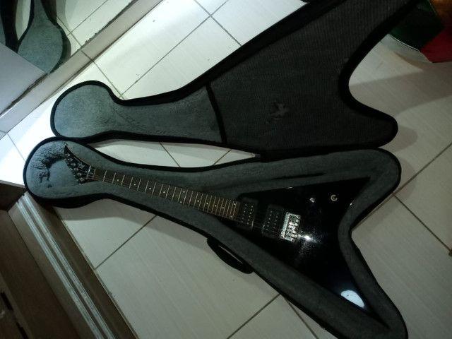 Guitarra Flying V Peavey - Foto 3
