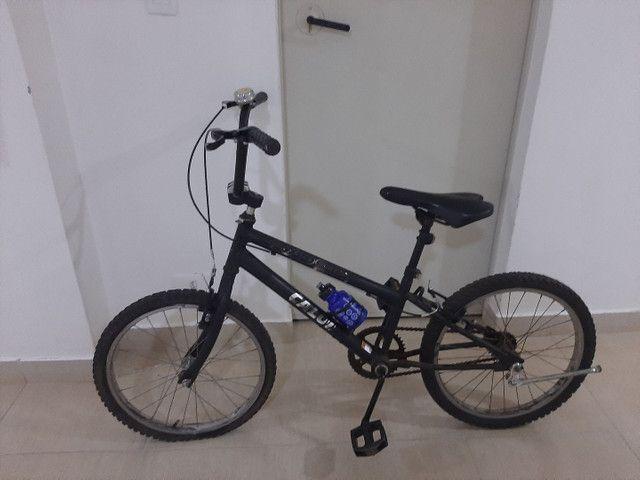 Bicicleta aro 20 revisada
