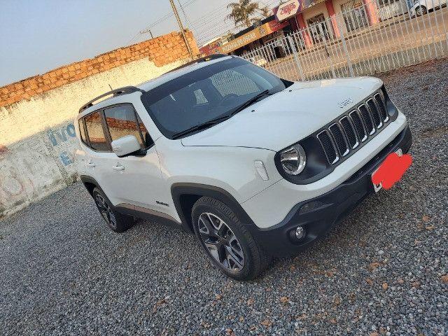 Jeep renegade longitude flex 2019 Apenas 13.500 km rodados - Foto 8