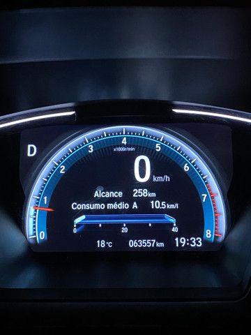 Honda Civic 2.0 EXL Flex 2018/2018 Unico Dono - Foto 9