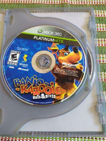 Jogo Original para Vídeo Game Xbox 360 2 em 1 Banjo Kazooie e Viva Pinata  - Foto 3
