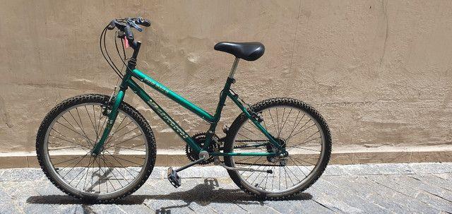 Bicicleta - aro 20 - semi-nova - marca zummi - oportunidade unica