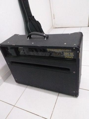 Vendo amplificador de guitarra! meteoro mck 200w amdreas kisser - Foto 3