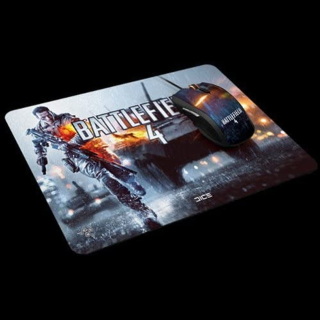 Mousepad Razer RZ02-00200500-R3M1 Battlefield 4 - Foto 4