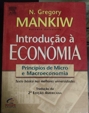Introdução à economia - Mankiw - Foto 2