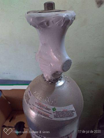 Kit CO2 2 kg chopp  - Foto 3
