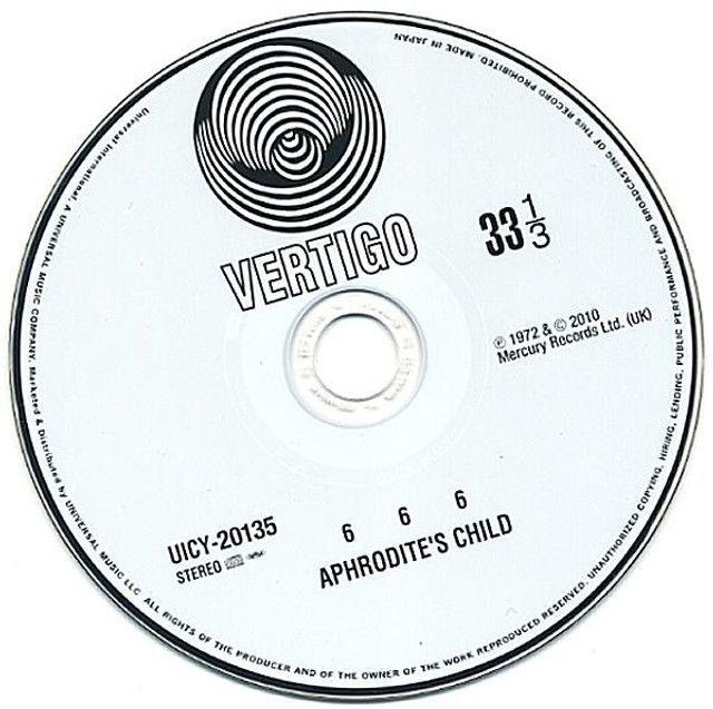 Aphrodite's Child - 666 02CDs - Foto 6