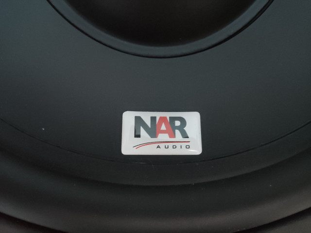 "Subwoofer 10"" NAR Audio - Foto 2"