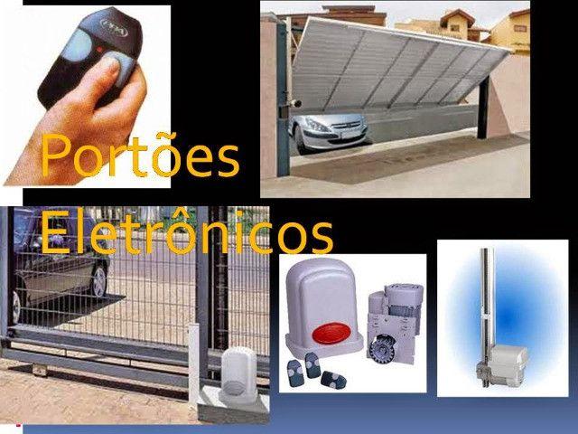 Portões Eletrônicos em Viamão, Instalações e Assistência Técnica de Todas as Marcas