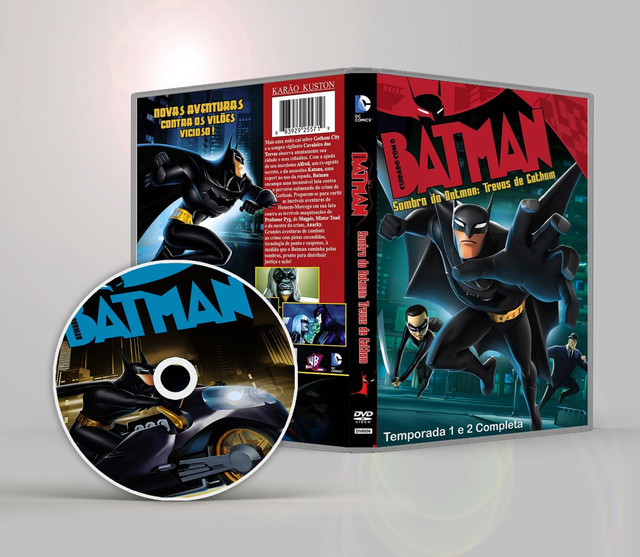 A Sombra do Batman Série Completa