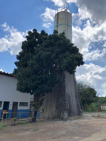 Terreno 6480 m2 Pato de Minas,Usina concreto e cimento com