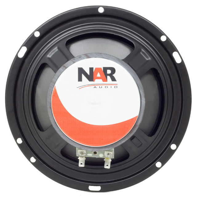 Kit Duas Vias NAR Audio 600 CS1 6 polegadas 100w RMS - Foto 3