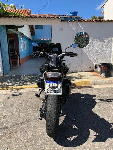 R1200GS Triple Black chave presença + quickshift  - Foto 9