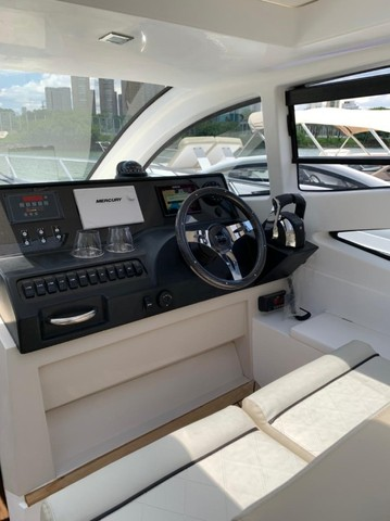 Real 40 HT Luxury Modelo 2021 - Real Powerboats - Gasolina / Diesel  - Foto 10