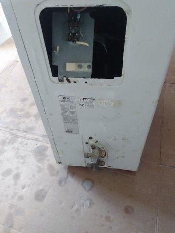Ar condicionado split LG 24.000 funcionando tudo normal - Foto 3