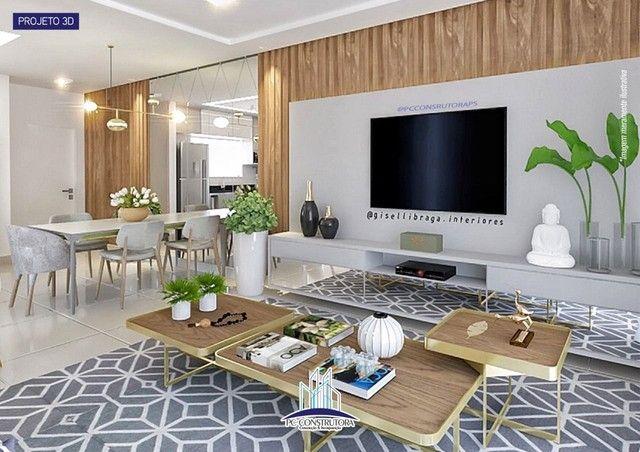 Apartamento com 3 dormitórios à venda, 115 m² por R$ 535.000 - Praia do Mutá - Porto Segur - Foto 6