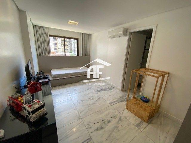 Apartamento beira mar com 3 suítes na Ponta Verde - Edifício Palazzo Firenze - Foto 17