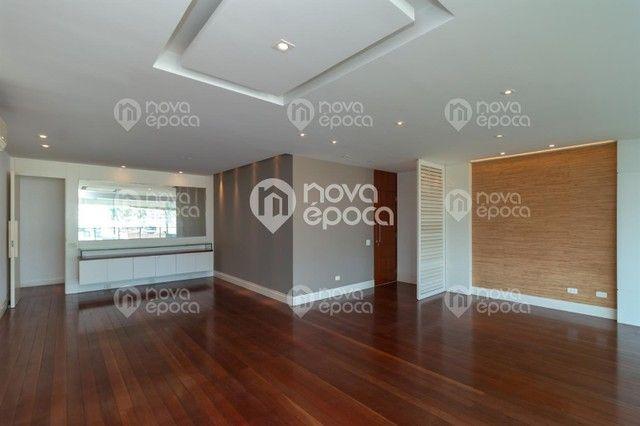 Apartamento à venda com 4 dormitórios em Laranjeiras, Rio de janeiro cod:FL4AP54682 - Foto 11