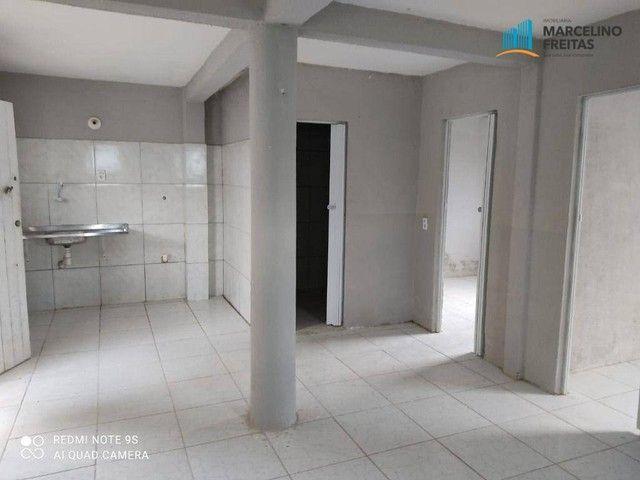 Casa com 2 dormitórios para alugar, 196 m² por R$ 609,00/mês - Urucunema - Eusébio/CE - Foto 3