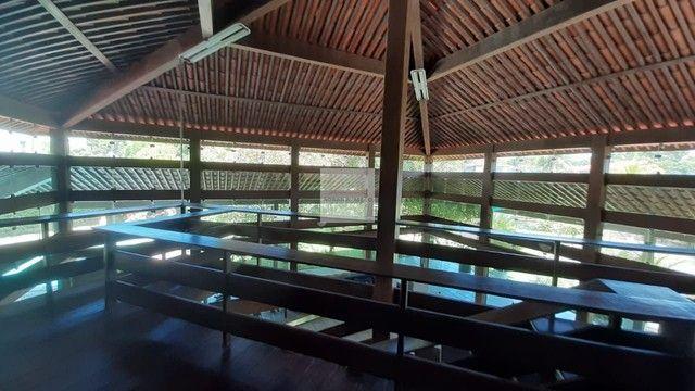 Mansão no Cond Torquato de castro aldeia/598m/ 4 suites/espaço gourmet com piscina/luxo - Foto 15