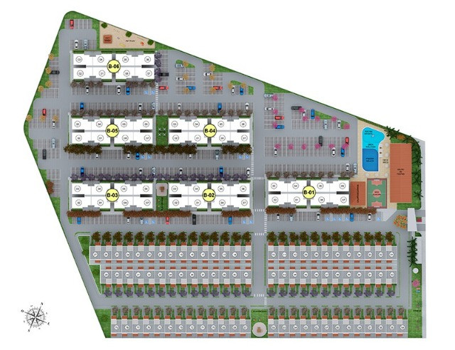 Casas em condominio 85m², localizadas no Luiz Gonzaga - Foto 8