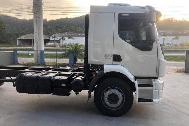 Caminhão Volvo (Parcelado)