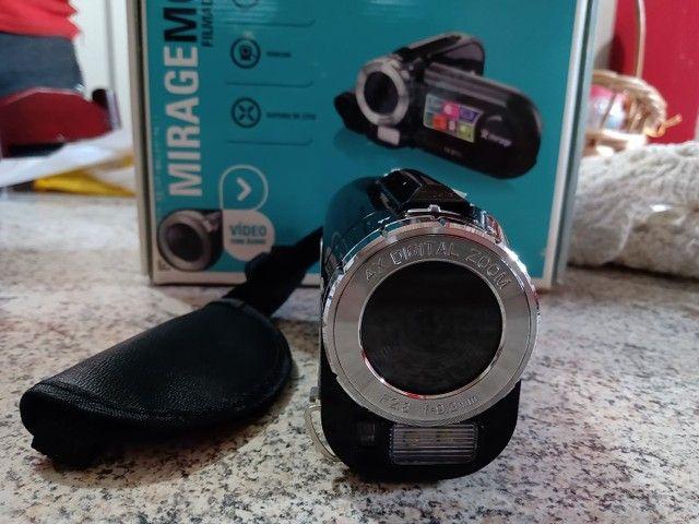 Câmera Filmadora Mirage - Foto 3