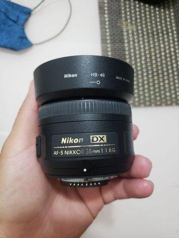Nikon 35mm 1.8g - Foto 3