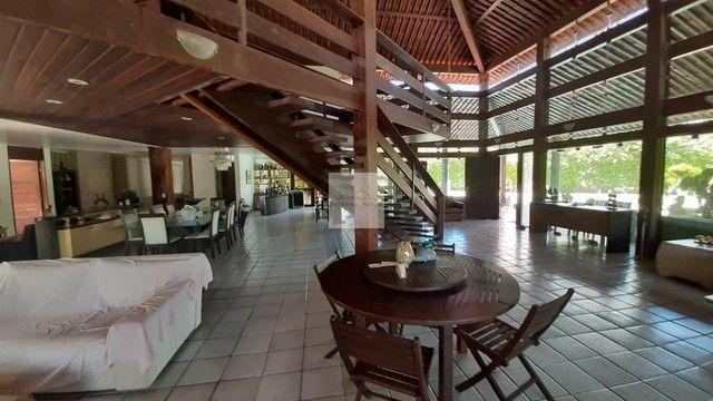Mansão no Cond Torquato de castro aldeia/598m/ 4 suites/espaço gourmet com piscina/luxo - Foto 14