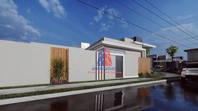 Casa com 3 dormitórios à venda, 214 m² por R$ 1.200.000,00 - Jardim Primavera - Nova Odess - Foto 9