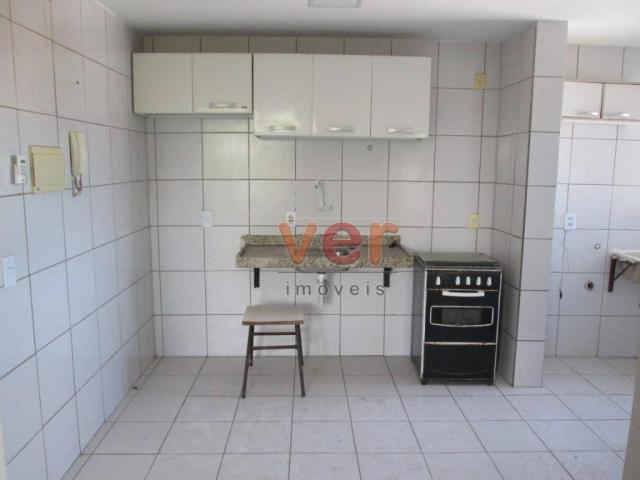 Apartamento para alugar, 62 m² por R$ 700,00/mês - Dias Macedo - Fortaleza/CE - Foto 12