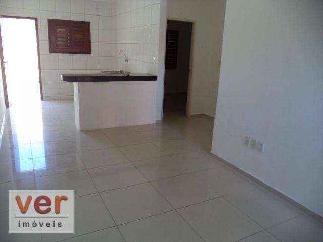 Casa para alugar, 60 m² por R$ 600,00/mês - Itapoã - Caucaia/CE - Foto 10