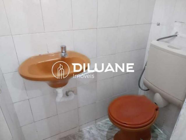 Conjugado com salão de mais ou menos 25m² no Centro Niterói. - Foto 12