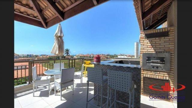 MEDITERRANEE! Apartamento Duplex com 4 dormitórios à venda, 176 m² por R$ 995.000 - Porto  - Foto 3