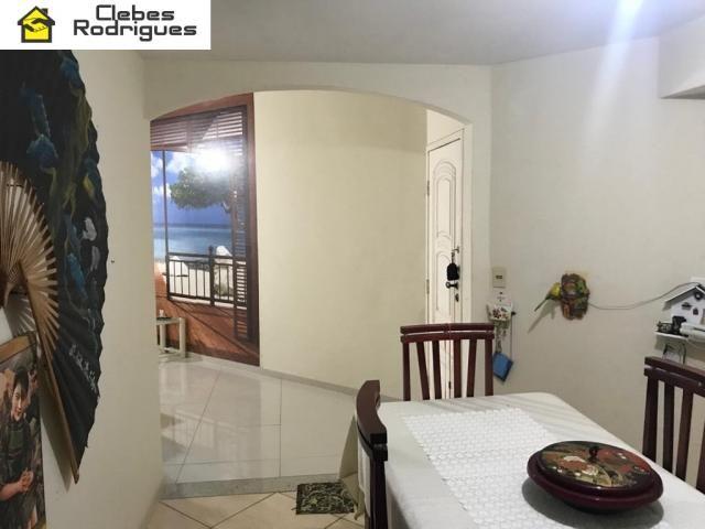 Oportunidade 2 qts com área de lazer completa na Praia do Morro - Foto 5