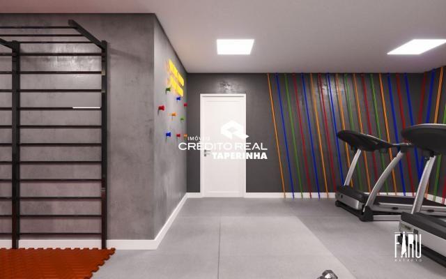 Apartamento à venda com 2 dormitórios em Nossa senhora do rosário, Santa maria cod:100439 - Foto 10