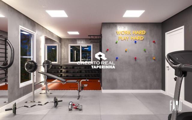 Apartamento à venda com 2 dormitórios em Nossa senhora do rosário, Santa maria cod:100439 - Foto 9