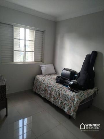 Lindo apartamento mobiliado à venda no centro de Cianorte! - Foto 18