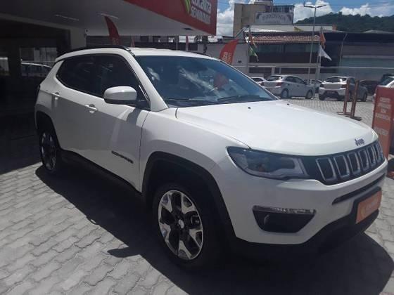 COMPASS 2019/2019 2.0 16V FLEX LONGITUDE AUTOMÁTICO - Foto 5