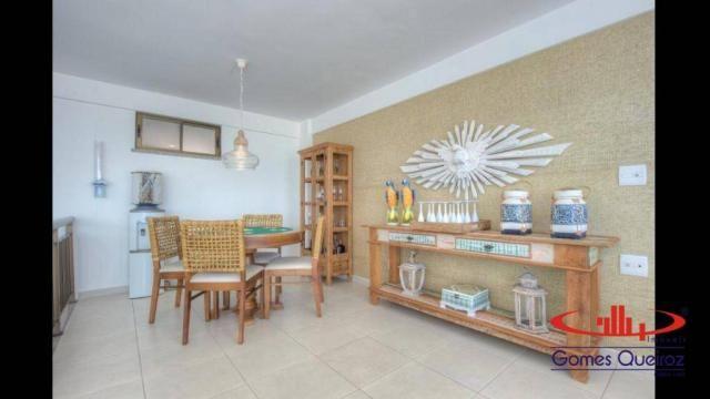 MEDITERRANEE! Apartamento Duplex com 4 dormitórios à venda, 176 m² por R$ 995.000 - Porto  - Foto 12