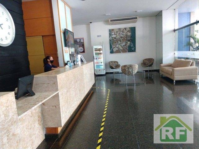 Flat com 1 dormitório para alugar, 30 m²- Ilhotas - Teresina/PI - Foto 8