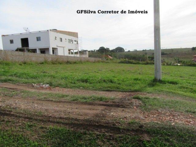 Terreno 1.000 m2 Internet, água enc. Lúz Doc. Ok. fácil acesso Ref. 186 Silva Corretor - Foto 3
