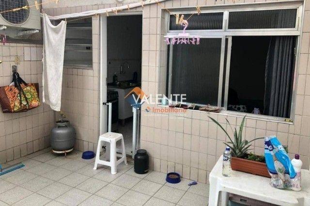 Apartamento com 1 dormitório à venda-por R$ 190.000,00 - Centro - São Vicente/SP - Foto 10