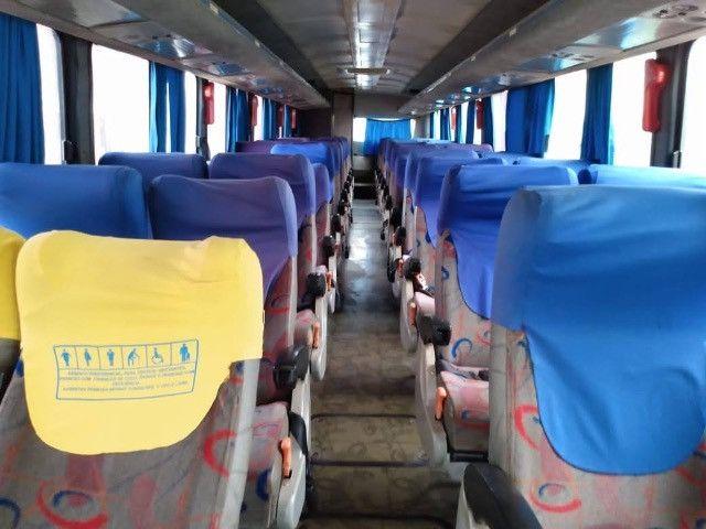 Ônibus rodoviário com banheiro - Foto 3