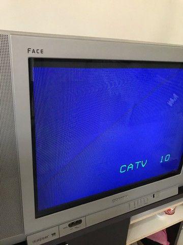 Tv 29 Toshiba funcionando