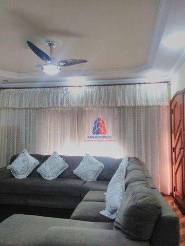Casa com 3 dormitórios à venda, 211 m² por R$ 760.000,00 - Jardim Santa Rosa - Nova Odessa - Foto 2