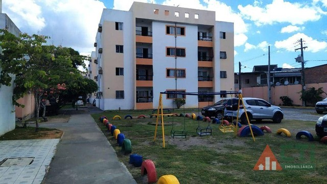 Apartamento com 2 dormitórios para alugar, 57 m² por R$ 950,00/mês - Iputinga - Recife/PE