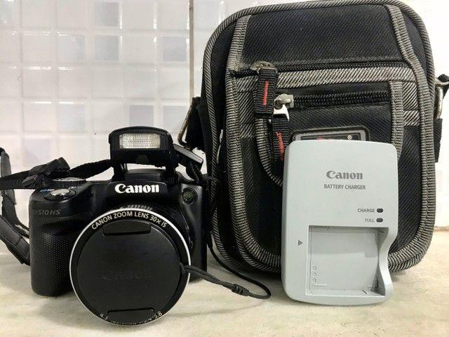Máquina fotográfica Canon Power Shot SX510 HS - Foto 2