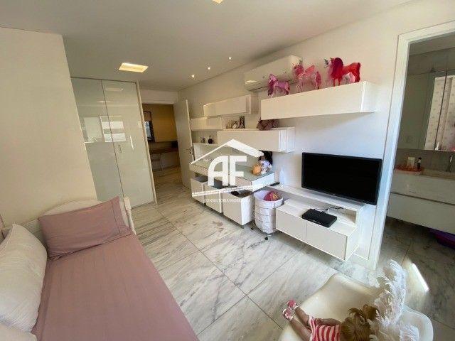 Apartamento beira mar com 3 suítes na Ponta Verde - Edifício Palazzo Firenze - Foto 15
