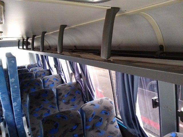 Poltronas/ bancos de micro ônibus